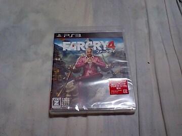【新品PS3】ファークライ4