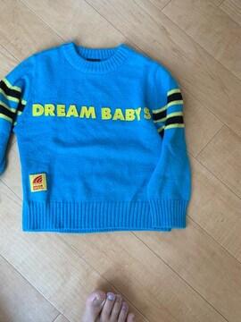 100センチドリームベイビーズセーター