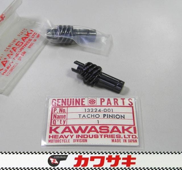 カワサキ A1 A1SS A7 A7SS タコメーター・ピニオン 絶版新品 < 自動車/バイク