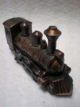 アンティーク銅製鉛筆削り/香港製/汽車