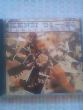 ケンヂKENZI '84〜'86 EARLY SINGLES