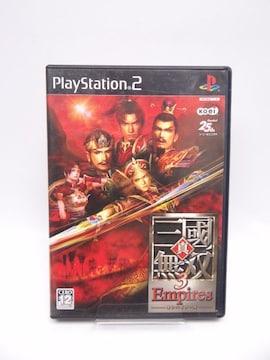 7273 PS2 真・三國無双3 Empires