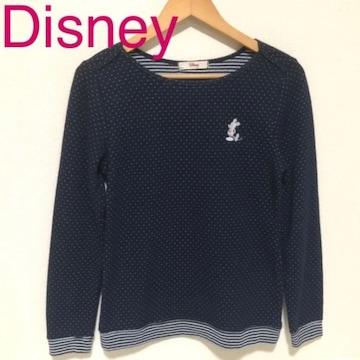 Disney ミッキーロンT Tシャツ