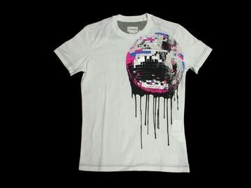 セール新品送込ENERGIEエナジー★ミラーボールTシャツ★misssixty白ホワイト