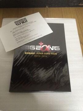 BIGBANG JAPAN DOME TOUR 2013-2014 ゴールドディスク 新品