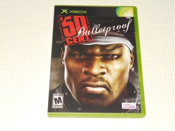 xbox★50 CENT Bulletproof 海外版