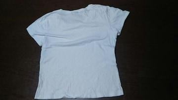 JEANASIS 白 美品 Tシャツ