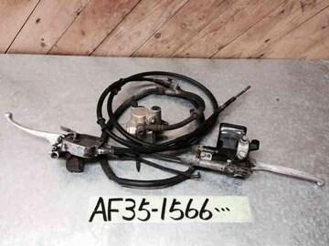 AF35 ホンダ ライブディオ ZX フロント リア ブレーキ デスク