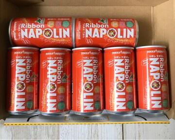 北海道限定飲料 リボンナポリン 190ml 7本セット 炭酸飲料