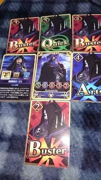 ■FGO■Fate/Grand Order 山の翁 アサシン トレーディングカードゲーム