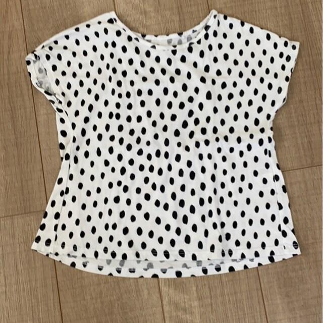 UNIQLO kids半袖Tシャツ120UT  < ブランドの