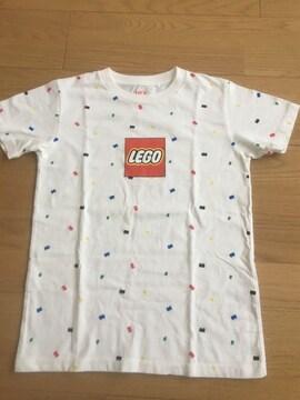140ユニクロUT定番LEGOTシャツ男女OK水洗いのみ新品同様