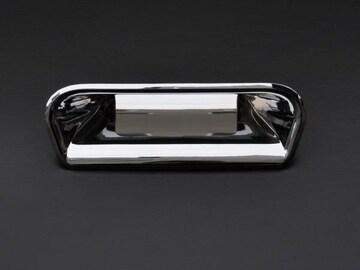 クロームメッキリアドアハンドルカバー CR-V RM1RM4皿