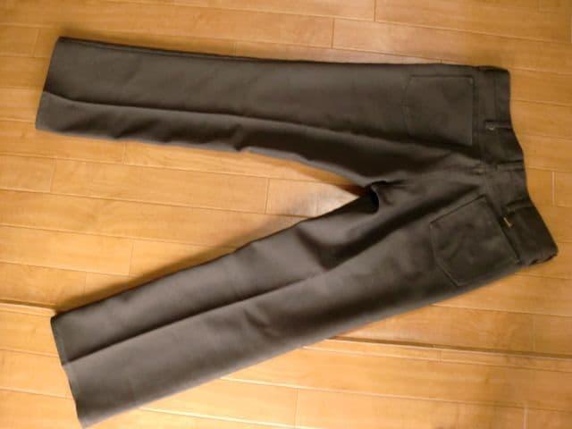 USA製 ラングラー スラックス スタプレ パンツ W35 < ブランドの