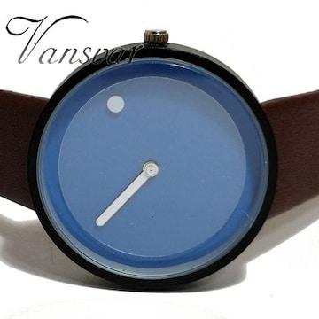 新品・未使用★Vansvar【男女OK】美しいミニマル腕時計