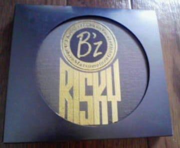 B'z ビーズ RISKY リスキー 初回限定盤
