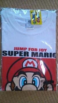 スーパーマリオ Tシャツ マリオ