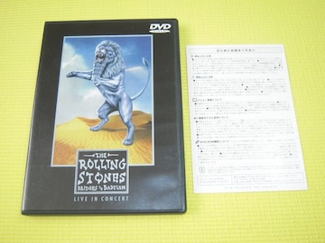 DVD★即決★THE ROLLING STONES★BRIDGES TO BABYLON LIVE