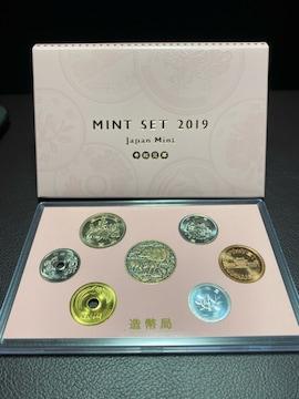 【特年】令和元年 2019 ミント貨幣セット送料込み