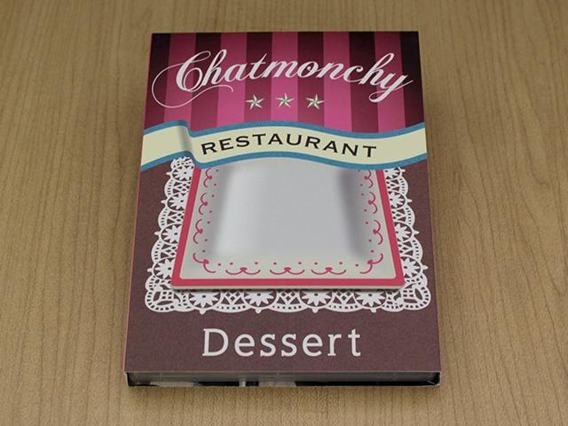 DVD「チャットモンチー レストラン デザート」●  < タレントグッズの