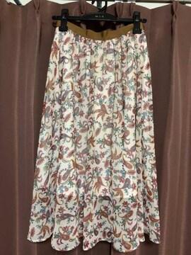 ☆ANAYI スモールフラワーギャザースカート☆