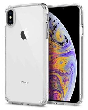 スマホケース iPhone XS Max クリスタル ・クリア