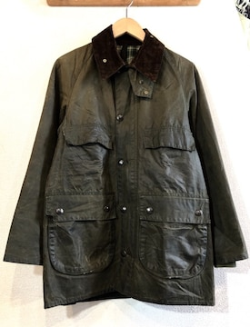 Barbour■BEDALE■2ワラント■4ポケット■英国製■バブアー