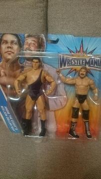 新品 新日 全日 WWE 人間山脈 アンドレ ザ ジャイアント&デッド デビアス