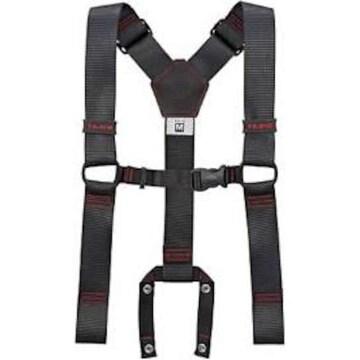色黒 サイズM:身長165~175cm タジマ 安全帯 サスペンダー M 黒 Y