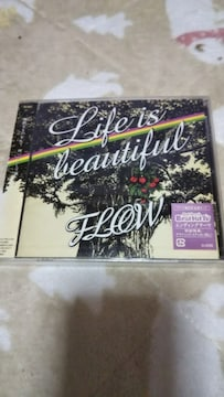 新品『Life is beautiful』 [CDシングル]FLOW