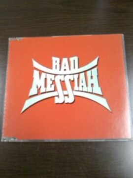 (CD)BAD MESSIAH/バッドメサイア<現SAタイセイ在籍>☆非売品プロモシングルレア