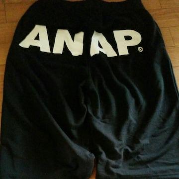 ANAP ハーフパンツ freeサイズ
