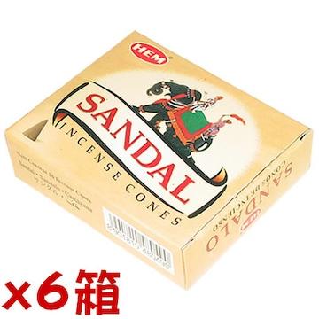 HEM サンダル コーン 6箱セット