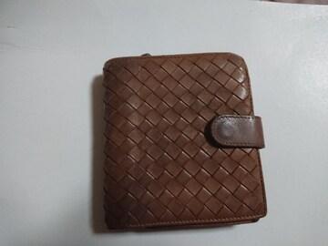 最終値下げ  ボッテガ・ヴェネタ/BOTTEGAVENETA二つ折り財布