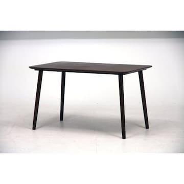 ダイニングテーブル エクレア(120×75) DBR