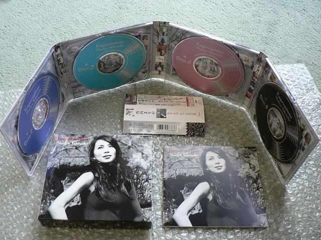竹内まりや/ベスト【Expressions】初回盤(4CD)全52曲Best/他出品 < タレントグッズの