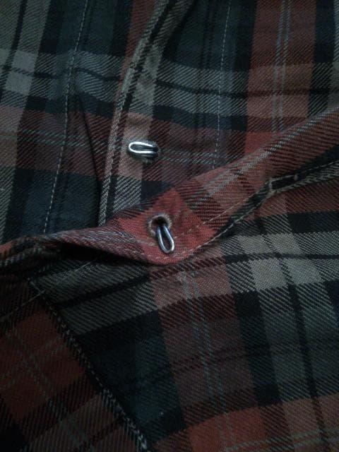 シュリセル シャツジャケット フックボタン < ブランドの