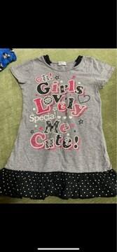 Tシャツ チュニック 150