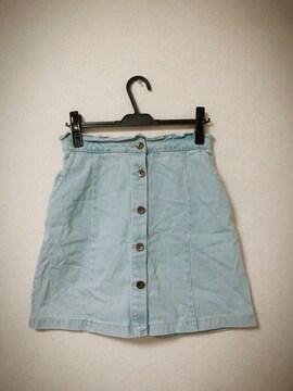 スカート&ショートパンツセット M