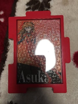 完成品新世紀エヴァンゲリオン☆アスカパズル☆ケース付き