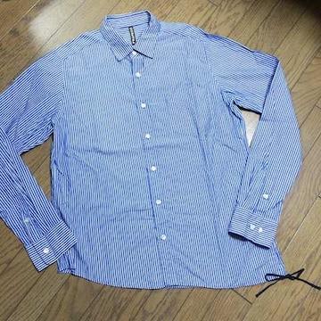 美品FRAP BOIS ストライプシャツ 日本製 フラボア