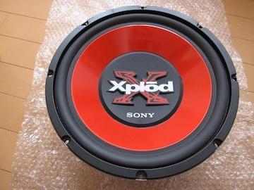 [美品]SONY 30cm150WサブウーハーXplod XS-L1230