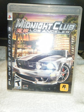 Midnight Club: Los Angeles(PS3用英語版)
