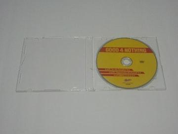 GOOD 4 NOTHING/非売品/DVD/ PV/パンク/バンド