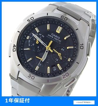 新品 即買い■カシオ 電波ソーラー 腕時計 WVQ-M410DE-1A3JF正規
