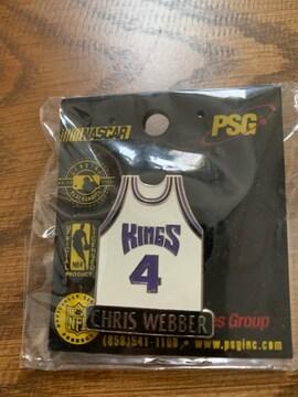 クリス ウェバー ピンズ