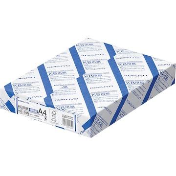 コクヨ コピー用紙 A4 白色度80% 紙厚0.09mm 500枚
