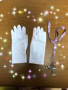 バスガイドさんのすべすべ白手袋 1双【東レ】