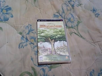 【PSP】ポポロクロイス物語 ピエトロ王子の冒険