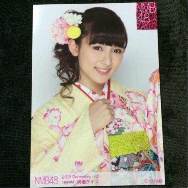 NMB48 與儀ケイラ 2013年福袋 生写真 AKB48  < タレントグッズの